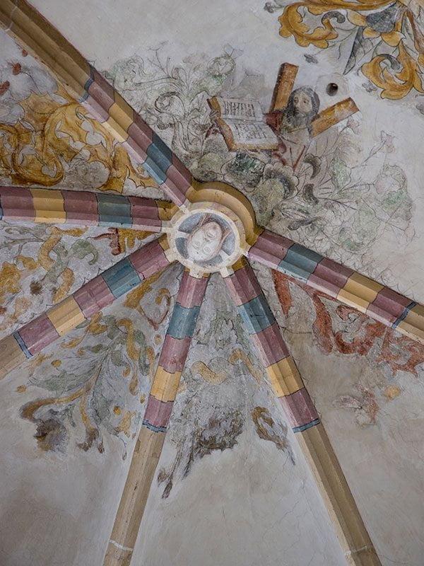 Jacobskerk Winterswijk fresco