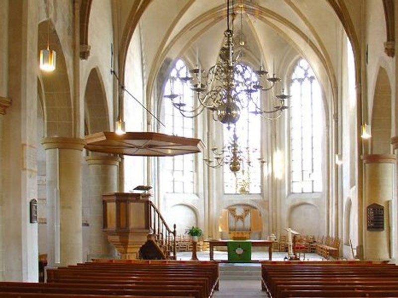 Jacobskerk Winterswijk interieur